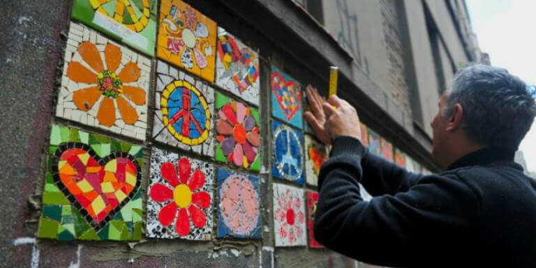 9 intervenções urbanas que levam mais arte e cultura para as ruas de Porto Alegre