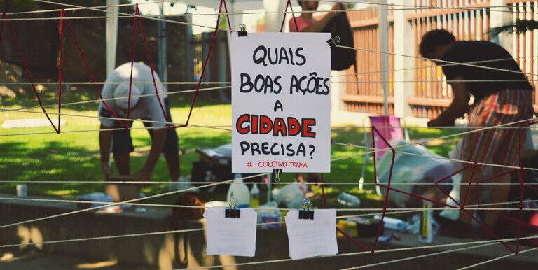 10 iniciativas colaborativas brasileiras que você precisa conhecer
