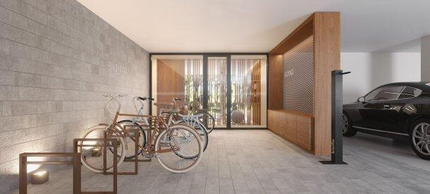 Bicicletas compartilhadas / Oficina